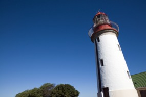 Robben Island lighthouse, Cape Town