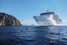 Hapag-Lloyd Cruises - MS Europa 2 in Girolata