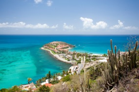 Little Bay, St Maarten