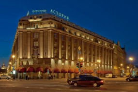The Astoria, St Petersburg