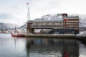 Scandic Ishavshotel, Tromso, Norway