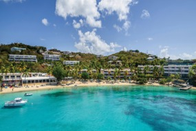 Secret Harbour Beach Resort, St Thomas
