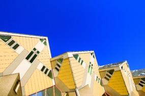 Kubus houses, Rotterdam