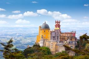 Palace de Pena, Sintra