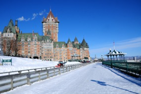 Terrasse Dufferin, Québec City