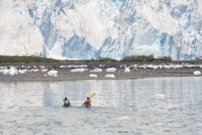 Kayaking in the Kenai Fjords National Park